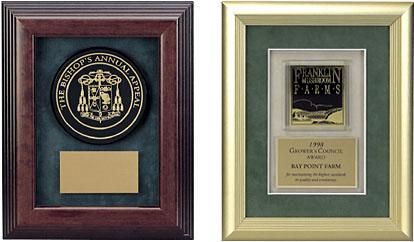 pfa300 810 8x 10 rosewood finished frame w spruce suede 8x 10 9x 12 12x 15